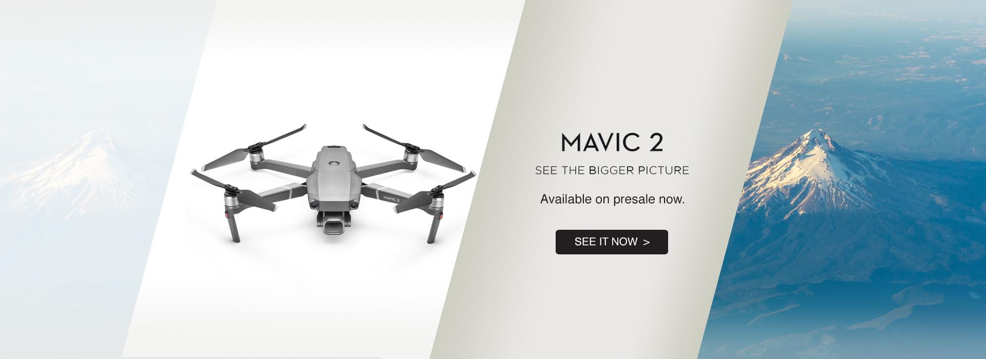 Mavic 2 Pre-Order