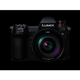 *PRE ORDER* Panasonic Lumix S1 + Lumix S 24-105mm F4 Macro Lens