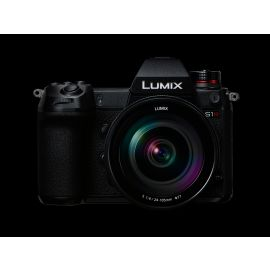 *PRE ORDER* Panasonic Lumix S1R + Lumix S 24-105mm F4 Macro O.I.S