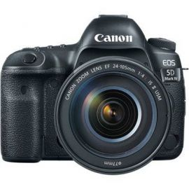 Canon EOS 5D Mark IV Premium Kit with EF24-105 L IS II Camera