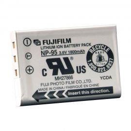 Fujifilm NP-95 Lithium-Ion Battery Pack