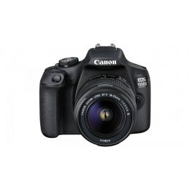 Canon EOS 1500D w/EF-S 18-55mm III Lens