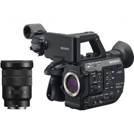 Sony PXW-FS5M2K 4K XDCAM Super 35mm Camcorder + 18-105mm Zoom Lens