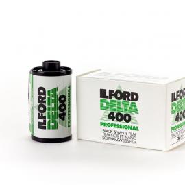 Ilford Delta 400 135 x 36exp