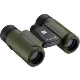 Olympus 8x21 RC II Waterproof Green Binocular