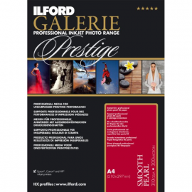 Ilford Inkjet Photo Galerie Prestige Gold Fibre Silk A2 - 10