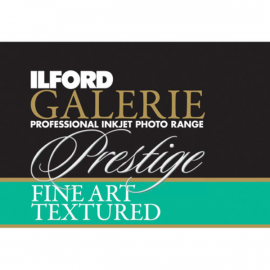 "Ilford Inkjet Photo Galerie Prestige Fine Art Textured 17"" ROLL"