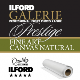 "Ilford Inkjet Photo Galerie Prestige Canvas Natural 44"" ROLL"