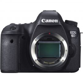 Canon EOS 6D Body Digital SLR Camera
