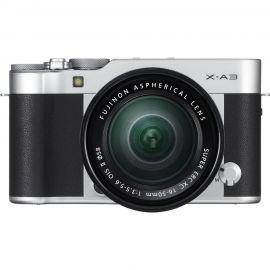 Fujifilm X-A3 Silver w/XC16-50 mm Lens Compact System Camera