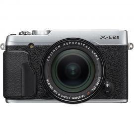 Fujifilm X-E2S w/ XF18-55mm Silver Compact System Camera
