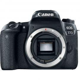 Canon EOS 77D Body Digital SLR Camera