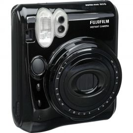 Fujifilm Instax Mini 50S Piano Black Instant Camera