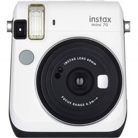 Fujifilm Instax Mini 70 Moon White Instant Camera