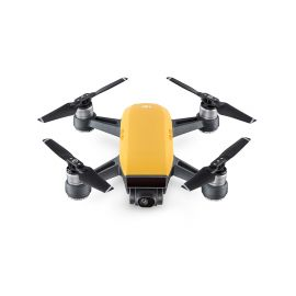 DJI Spark + Remote Controller - Sunrise Yellow