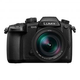 Panasonic DC-GH5 w/Leica 12-60mm f/2.8-4 Lens Compact System Camera