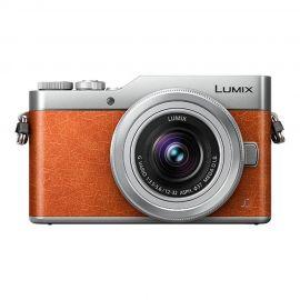 Panasonic GX850 w/12-32mm Orange Compact System Camera