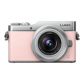 Panasonic GX850 w/12-32mm Cherry Blossom Pink Compact System Camera