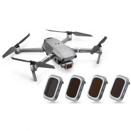 DJI Mavic 2 Pro & Kenko Drone Fitler Kit for Mavic 2 Pro IRND 4/8/16/32