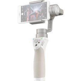 DJI OSMO Mobile Gimbal Stabiliser for Smartphones (Silver)