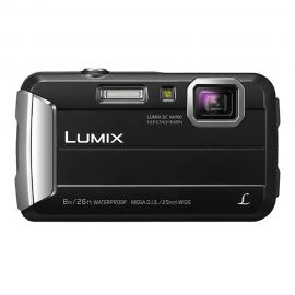 Panasonic Lumix FT30 Black Digital Compact Camera