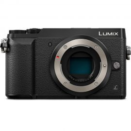 Panasonic GX85 Black Body Compact System Camera