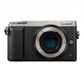 Panasonic GX85 Silver Body Compact System Camera