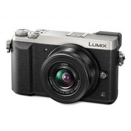 Panasonic GX85 w/12-32mm Lens Silver Compact System Camera