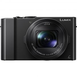 Panasonic LX10 Black Digital Compact Camera