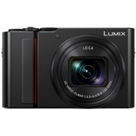 Panasonic Lumix TZ220 Black Digital Compact Camera