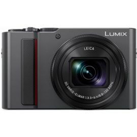 Panasonic Lumix TZ220 Silver Digital Compact Camera