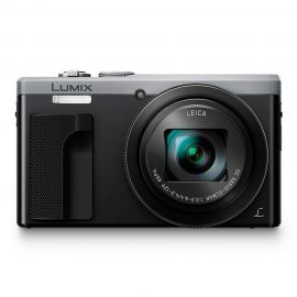 Panasonic Lumix TZ80 Silver Digital Compact Camera