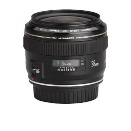 Canon EF 28mm f/1.8 USM Wide Angle Lens