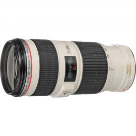 Canon EF 70-200mm f/4L IS USM Telephoto Lens