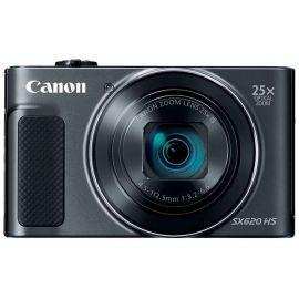 Canon PowerShot SX620HS Black Camera
