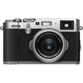 FujiFilm X100F Silver Digital Compact Camera