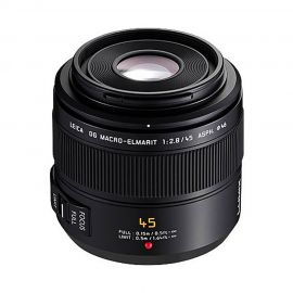 Panasonic Leica DG Macro-Elmarit 45mm f/2.8 ASPH Mega OIS Lens