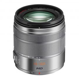 Panasonic Lumix G Vario 14-140mm f/3.5-5.6 II ASPH Power OIS Lens Silver