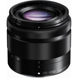 Panasonic Lumix G Vario 35-100mm f/4.0-5.6 ASPH Mega OIS Lens Black