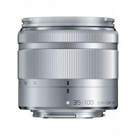 Panasonic Lumix G Vario 35-100mm f/4.0-5.6 ASPH Mega OIS Lens Silver