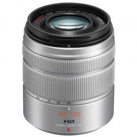 Panasonic Lumix G Vario 45-150mm f/4.0-5.6 ASPH Mega OIS Lens Silver