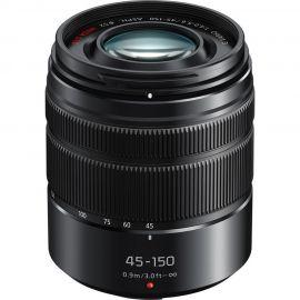 Panasonic Lumix G Vario 45-150mm f/4.0-5.6 ASPH Mega OIS Lens Black