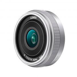 Panasonic Lumix G 14mm f/2.5 II ASPH Lens Silver