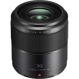 Panasonic Lumix G 30mm f/2.8 ASPH Mega OIS Macro Lens