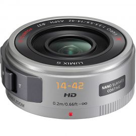 Panasonic Lumix G X Vario PZ 14-42mm f/3.5-5.6 ASPH Power OIS Lens