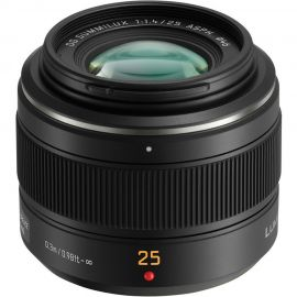 Panasonic Leica DG Summilux 25mm f/1.4 ASPH Lens
