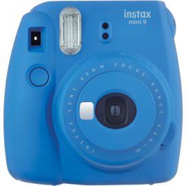 FujiFilm Instax Mini 9 Cobalt Blue Instant Camera