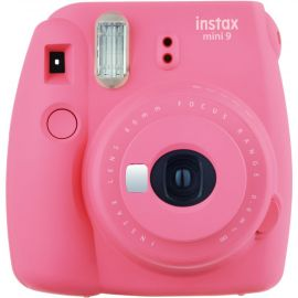 FujiFilm Instax Mini 9 Flamingo Pink Instant Camera