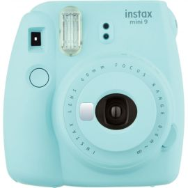 FujiFilm Instax Mini 9 Ice Blue Instant Camera