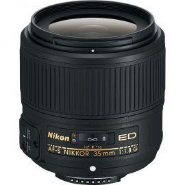 Nikon AF-S FX Nikkor 35mm f/1.8G ED Lens